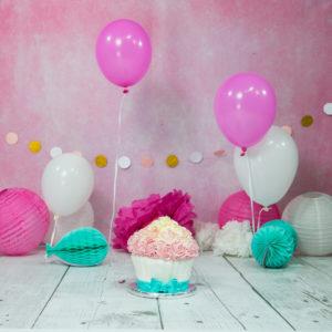 Smash the cake pour une jolie fille dans le Val de Marne