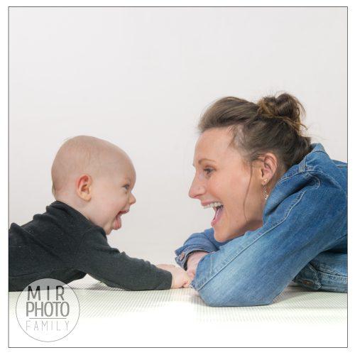 Séance bébé en Studio - Paris