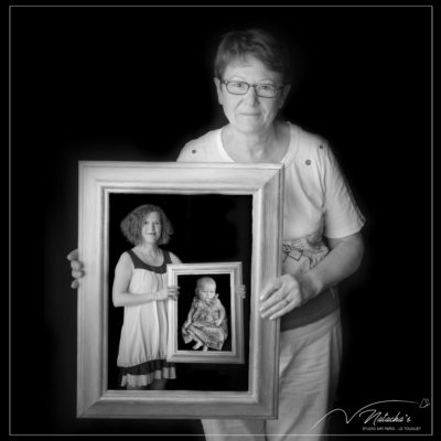 Séance photos fête des mères