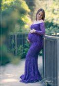 Shooting photo femme enceinte dans le val de Marne