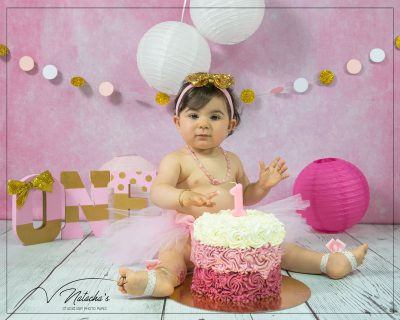 Shooting anniversaire Smash the Cake
