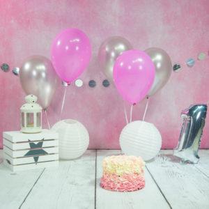 Smash the cake pour une fille dans le Val de Marne