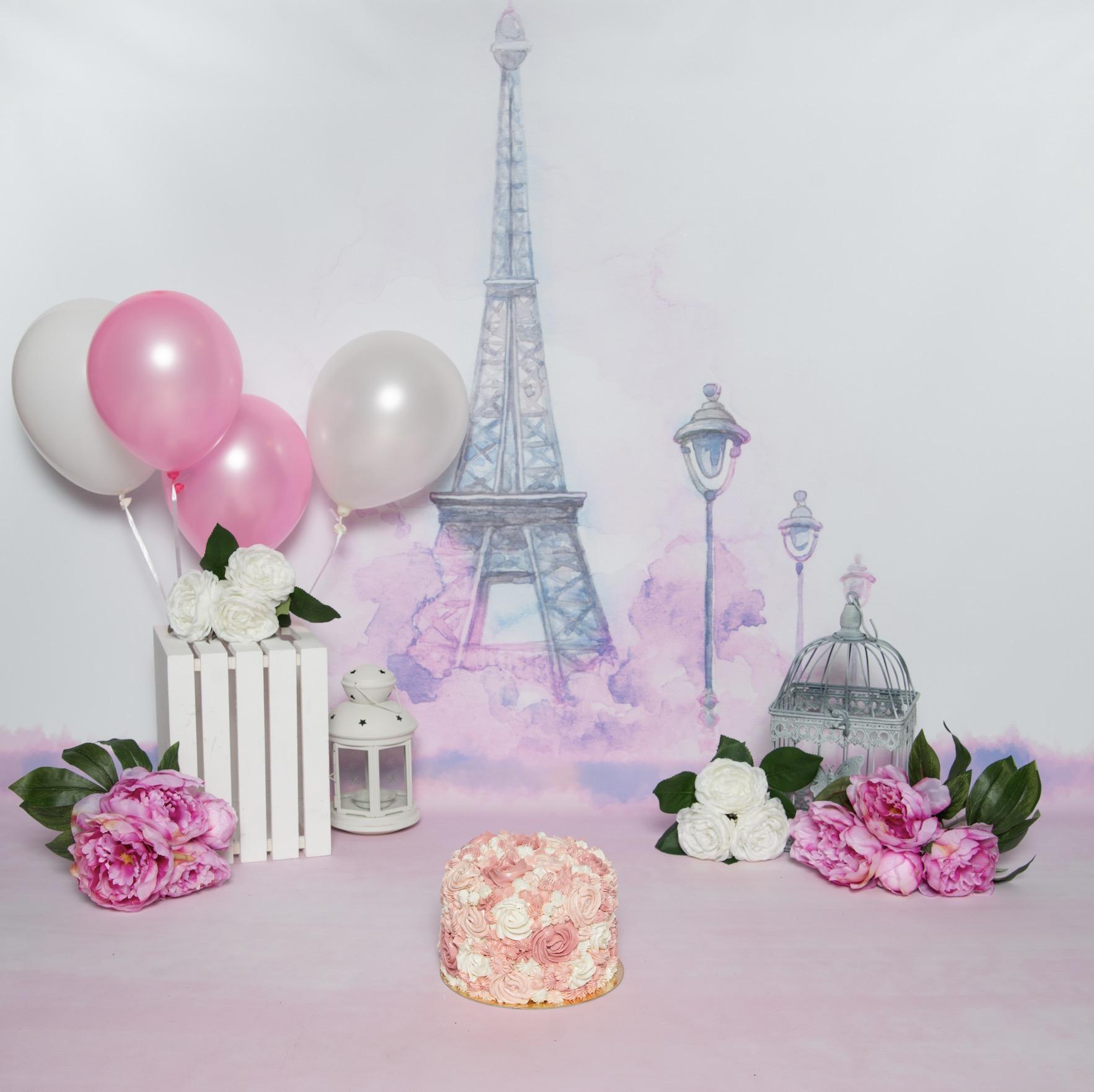 Smash the cake Paris