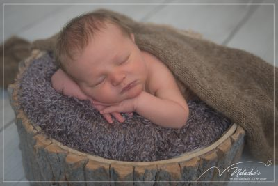 Séance photo nouveau-né proche de Paris