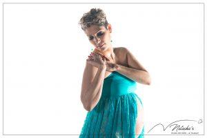 Shooting grossesse en studio dans le Val de Marne
