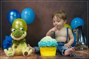 """Smash the cake pour un """"p'tit boy"""""""