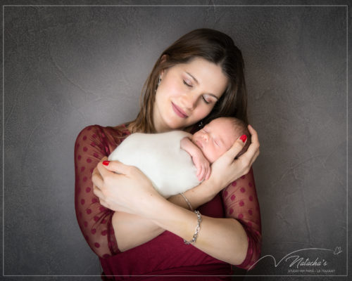 Photographe grossesse et nouveau-né proche de Paris
