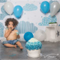 Smash the cake à thème: dans les nuages