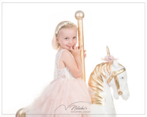 Shooting jolie licorne en studio photos proche de paris
