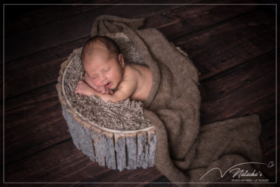 Séance bébé en studio dans le Val de Marne
