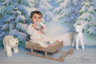 Séance photo enfant en Studio proche de Paris