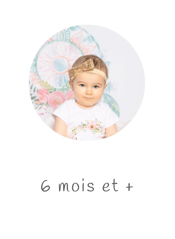 Photographe enfant 6 mois et plus dans le Val de Marne