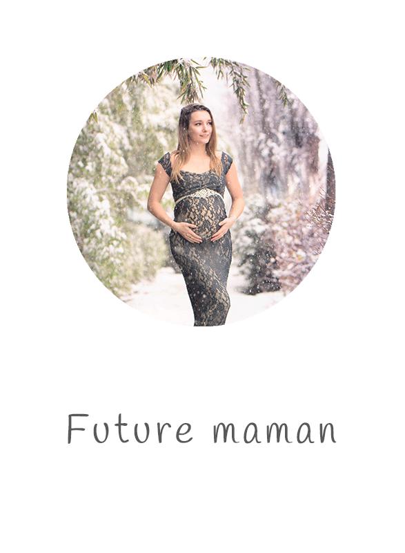 Photographe grossesse dans le Val de Marne