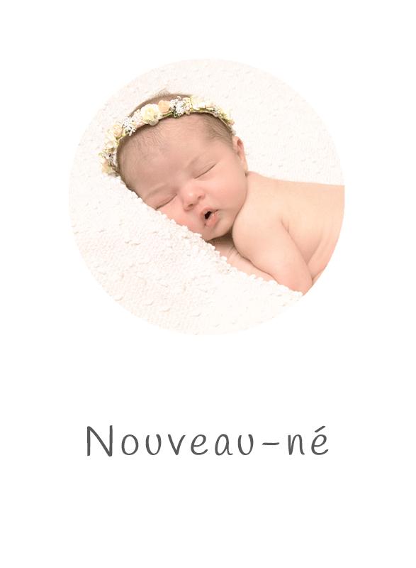 Photographe nouveau-né dans le Val de Marne
