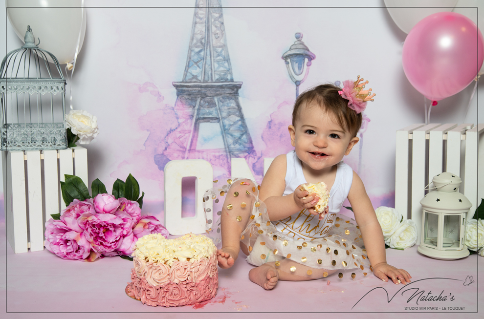 Smash the cake girly en Studio dans le Val de Marne