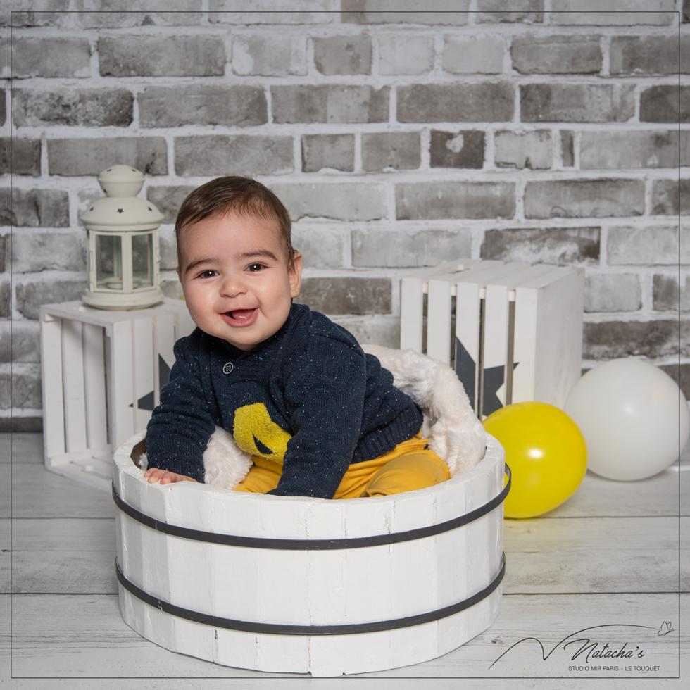 Shooting photos bébé 6 mois et plus dans le Val de Marne
