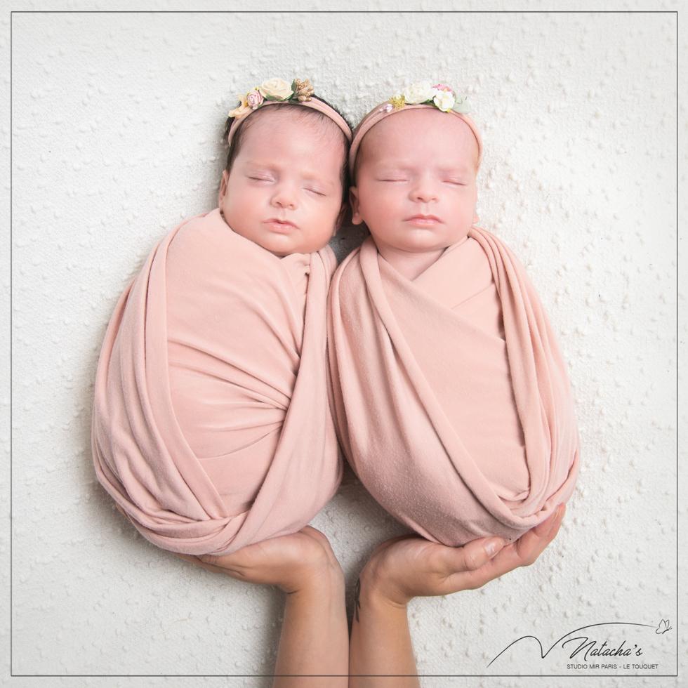 Phootographe jumeaux dans le Val de Marne