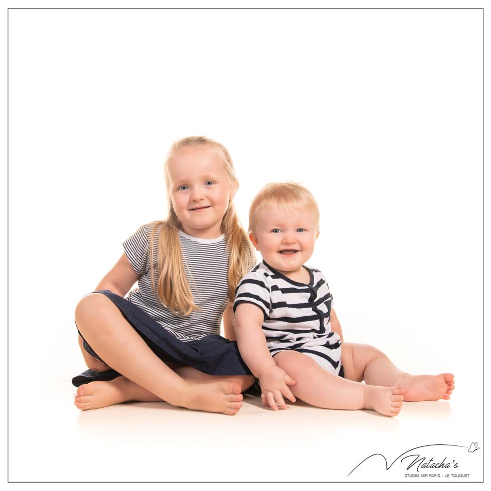 Shooting photos enfant bébé en Studio dans le Val de Marne