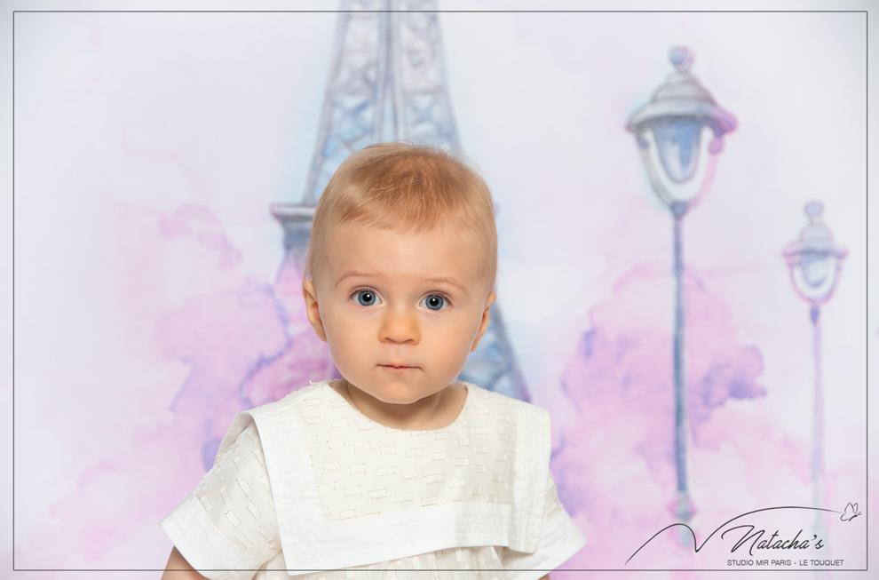 Shooting photos bébé à Saint-Maur des Fossés
