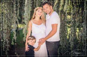 Photographe femme enceinte extérieur et studio dans le Val de Marne