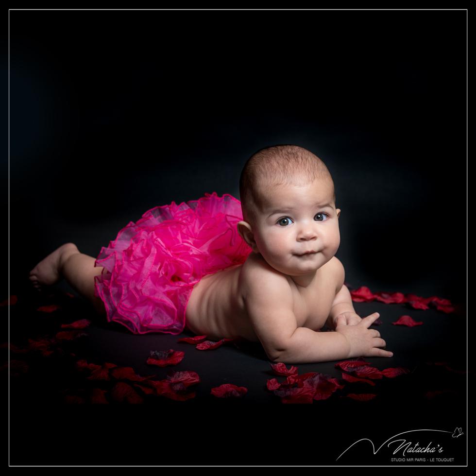 Séance photos bébé à Saint Maur des Fossés