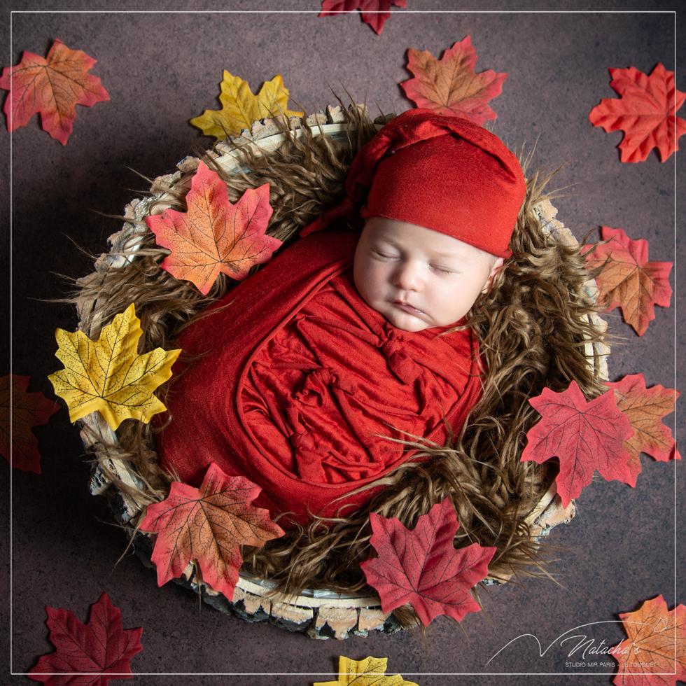 Photographe bébé naissance à Saint Maur des Fossés