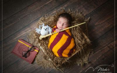 Photographe nouveau-né thème Harry Potter – 94