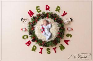 Séance naissance Noël dans le Val de Marne