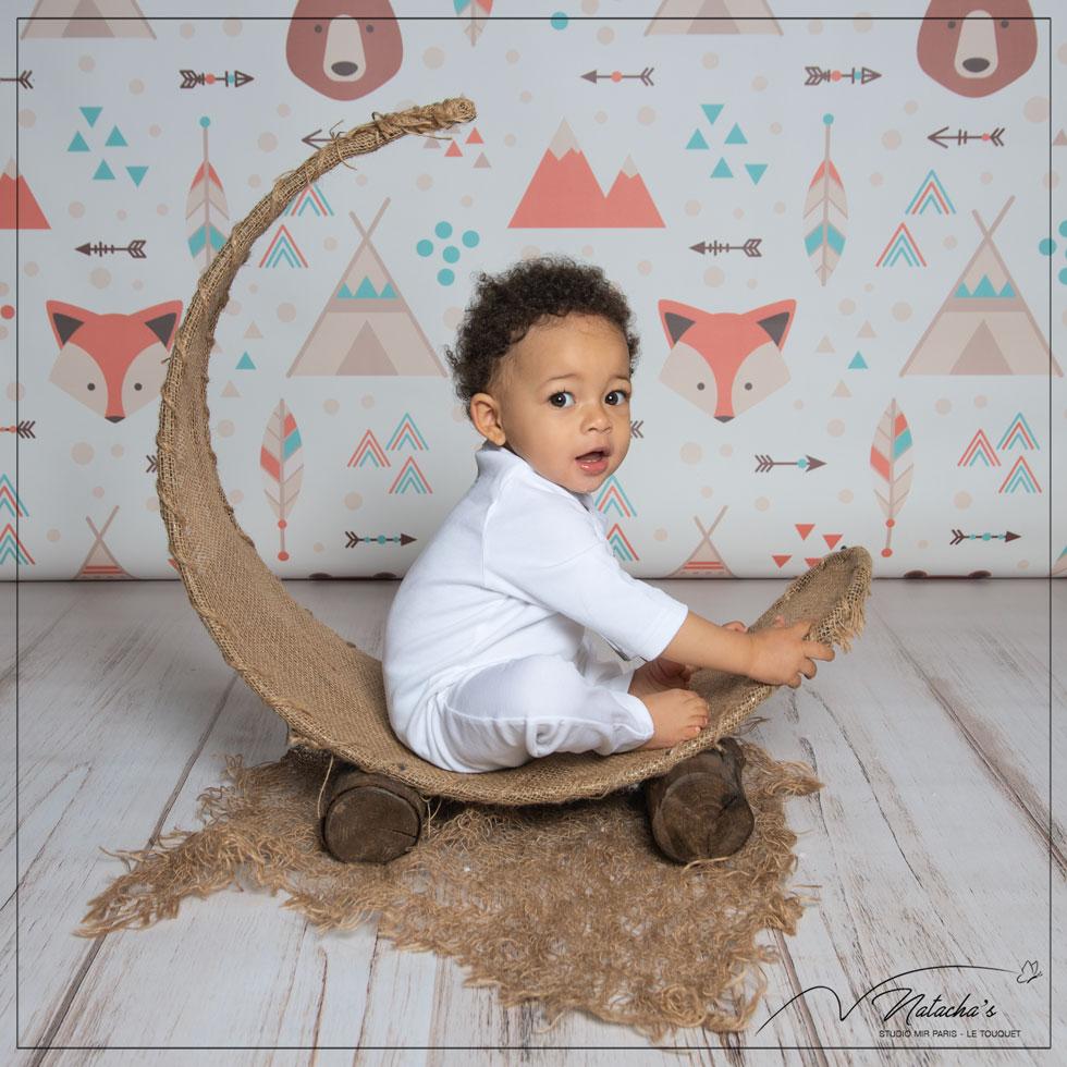 Photographe bébé en Île de France