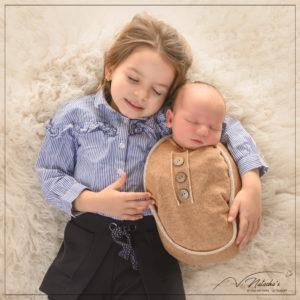 Photographe professionnel nouveau-né dans le Val de Marne