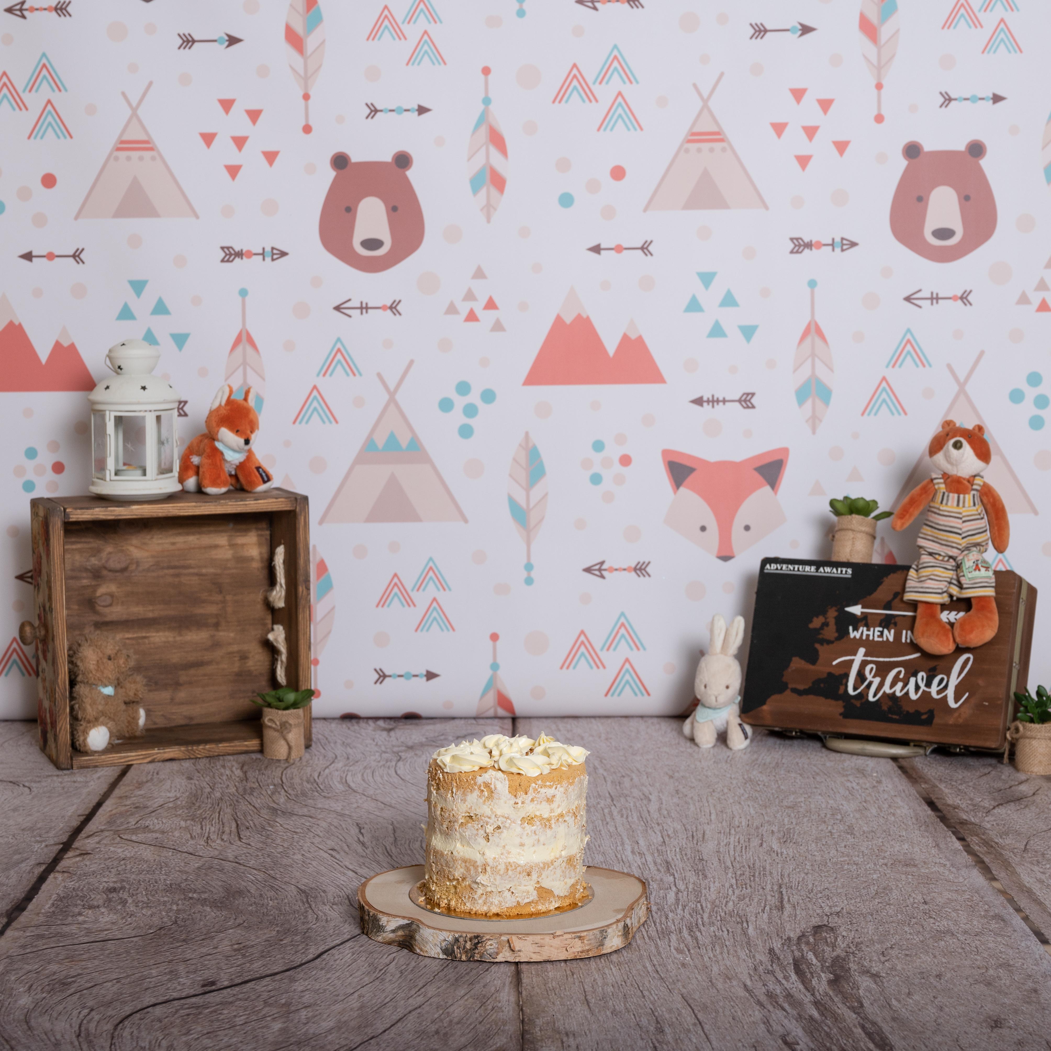 Smash the cake - thème indien Val de Marne