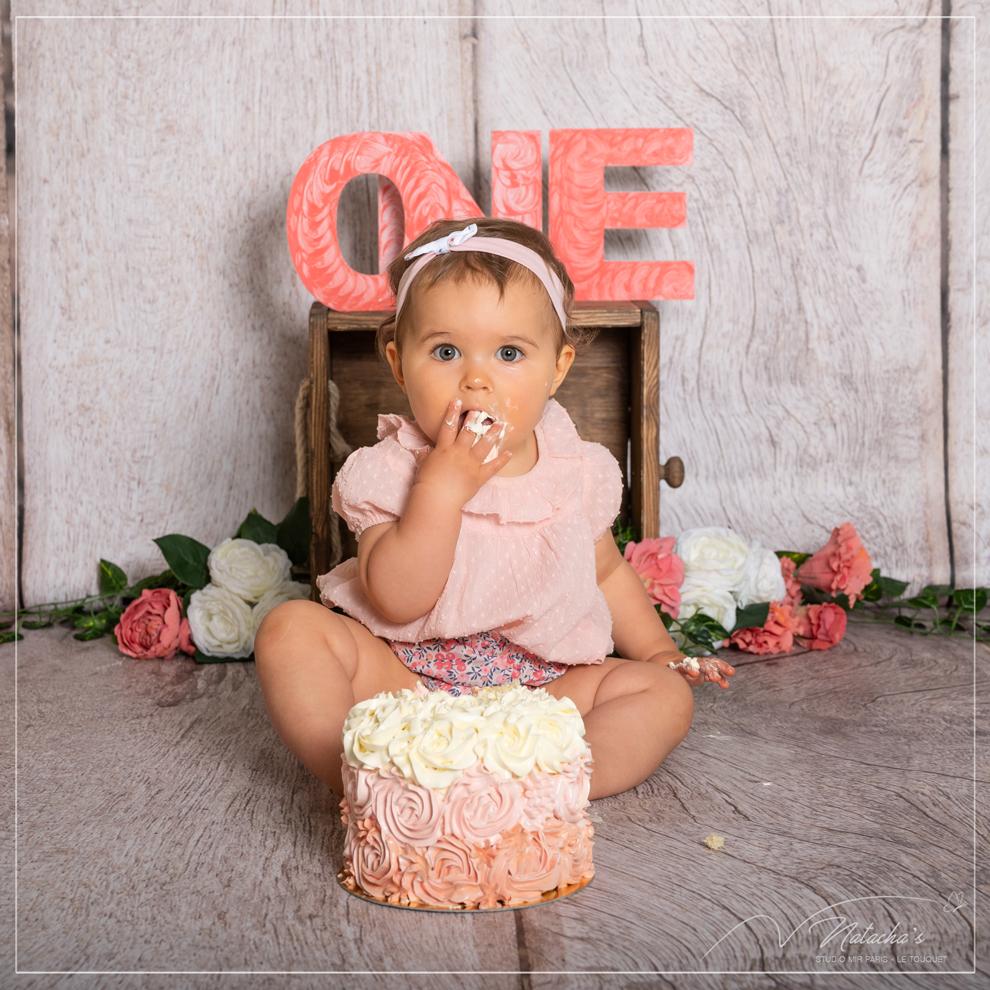Photographe Smash the Cake près de l'Essonne