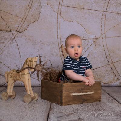 Séance enfant 6/9 mois dans le Val de Marne