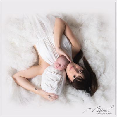 Shooting naissance maman et moi en Studio – 94