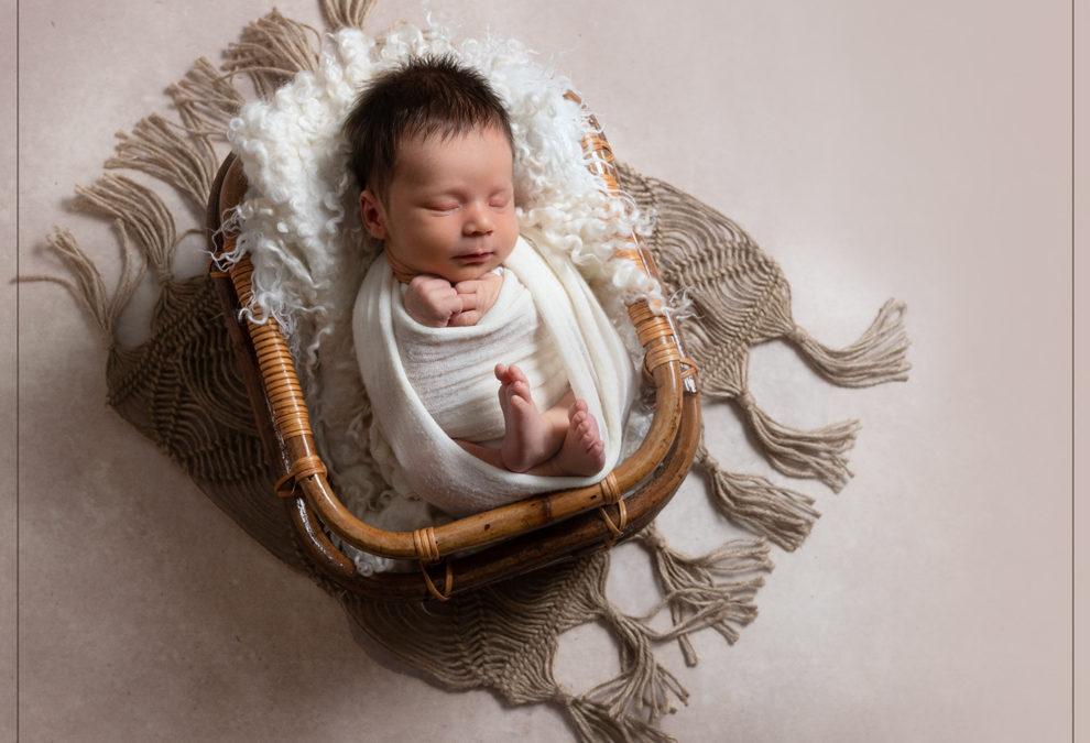 Shooting bébé naissance en région parisienne