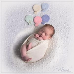 Photographe bébé: shooting naissance dans le 94