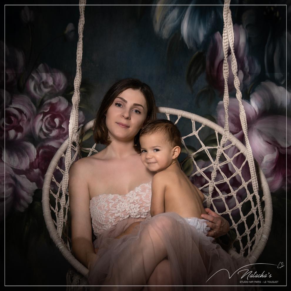 Shooting Maman et moi dans le Val de Marne