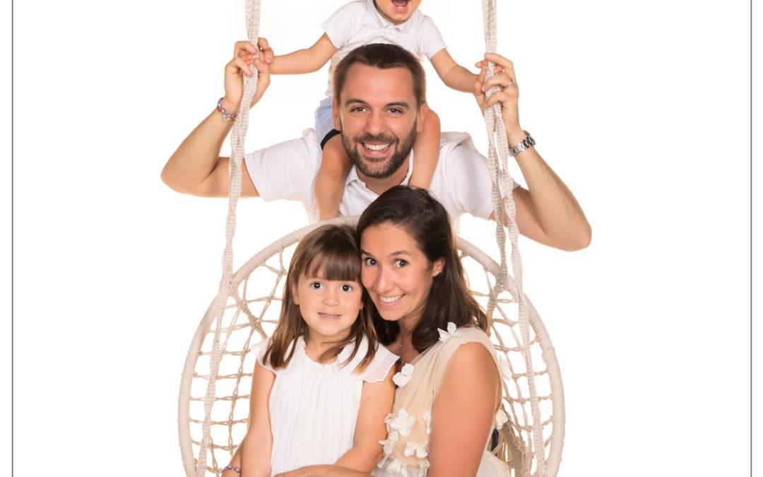 Séance photo en famille en Île de France