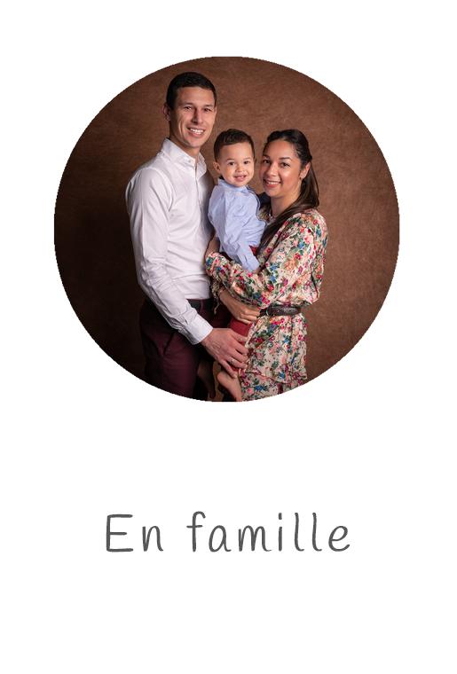 Séance en famille dans le Val de Marne