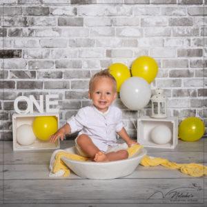 Photographe bébé : Smash the Cake dans le 94