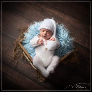 Séance photo bébé naissance dans le Val de Marne à La Varenne Saint-Hilaire (94)