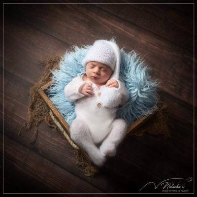Séance photo bébé naissance dans le Val de Marne