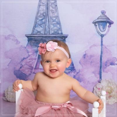 Séance photo bébé en studio photo dans le 94