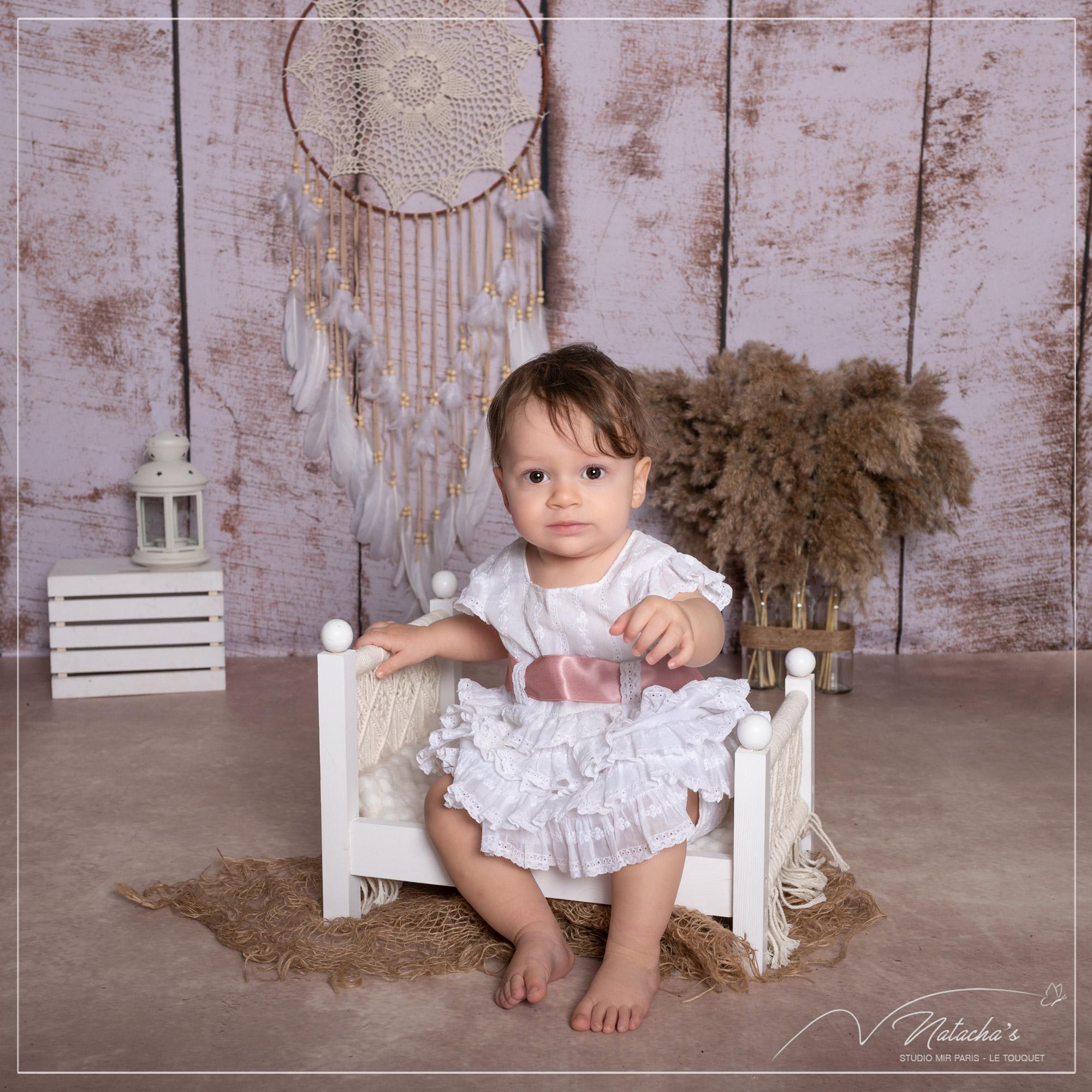 Photographe enfant : Studio photo pour bébé dans le Val de Marne