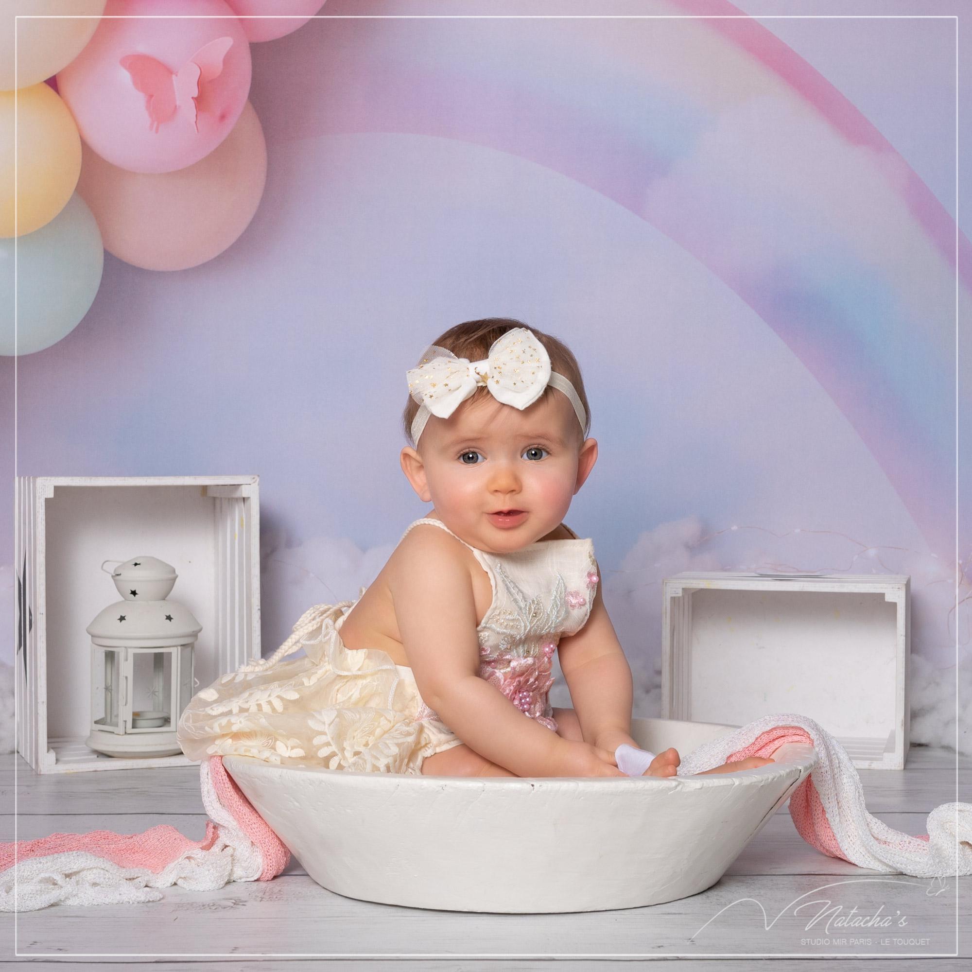 Studio photo pour bébé en région parisienne