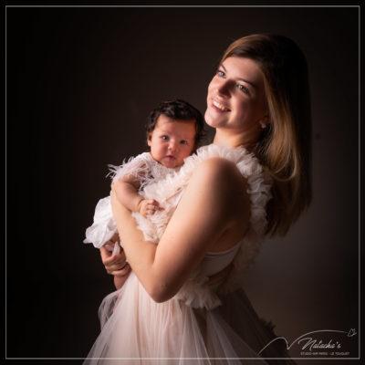 Photographe bébé : photos maman et moi dans le Val de Marne