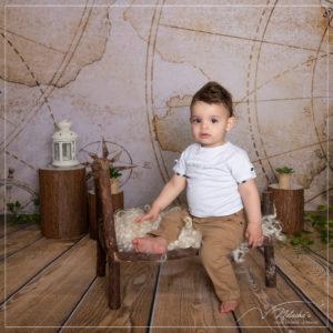Photos de bébé en studio au Studio Mir Baby près de Paris 75