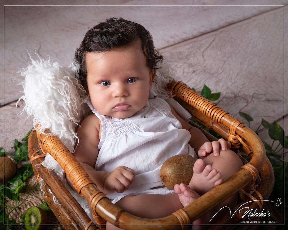 Shooting photo bébé près de Paris en Ile-de-France